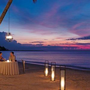 Mexico Honeymoon Packages Secrets Akumal Riviera Maya Private Dining