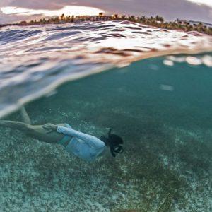 Mexico Honeymoon Packages Secrets Akumal Riviera Maya Snorkelling