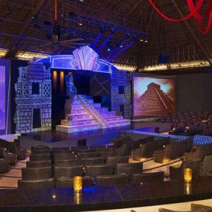 Mexico Honeymoon Packages Secrets Akumal Riviera Maya Theater