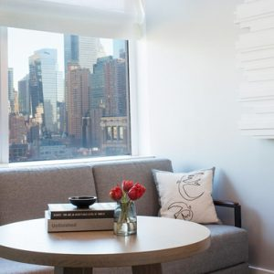 New York Honeymoon Packages Ink 48 A Kimpton Hotel City View Studio King