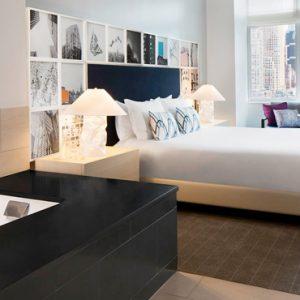 New York Honeymoon Packages Ink 48 A Kimpton Hotel City View Studio King 2
