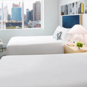 New York Honeymoon Packages Ink 48 A Kimpton Hotel Queen Queen Deluxe Room