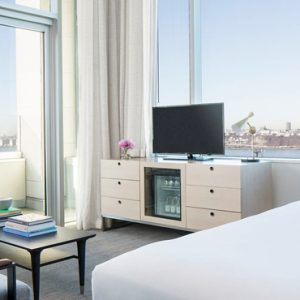 New York Honeymoon Packages Ink 48 A Kimpton Hotel River View Terrace Suite