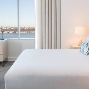 New York Honeymoon Packages Ink 48 A Kimpton Hotel River View Terrace Suite 2