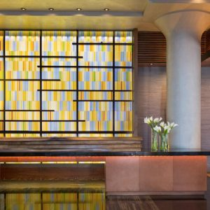 New York Honeymoon Packages Ink 48 A Kimpton Hotel Lobby 2