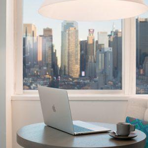 New York Honeymoon Packages Ink 48 A Kimpton Hotel Room Views