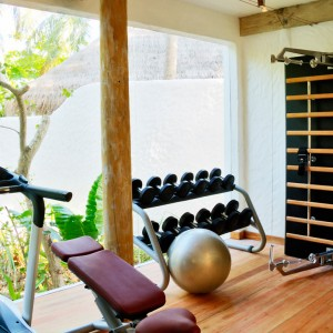 Soneva-Fushi-Gym