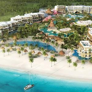 secrets akumal riviera maya - luxury mexico holidays - exterior