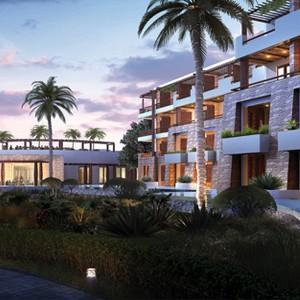 secrets akumal riviera maya - luxury mexico holidays - hotel front