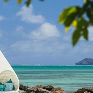 ziwala attitude - mauritius luxury holidays - beach lounge