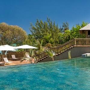 ziwala attitude - mauritius luxury holidays - pool
