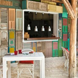 ziwala attitude - mauritius luxury holidays - restaurant