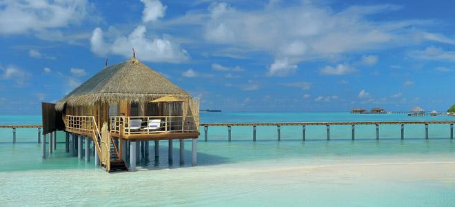 Maldives honeymoon - Constance Moofushi - Water Villa