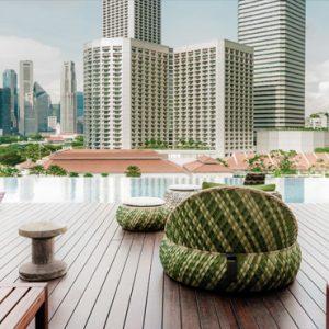 Naumi Hotel Singapore Singapore Honeymoon Packages Cloud 9 Infinity Pool & Bar1