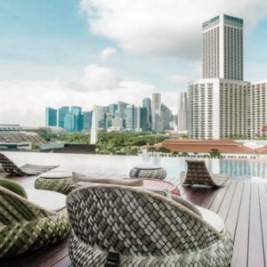 Naumi Hotel Singapore Singapore Honeymoon Packages Cloud 9 Infinity Pool & Bar2