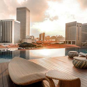 Naumi Hotel Singapore Singapore Honeymoon Packages Cloud 9 Infinity Pool & Bar3