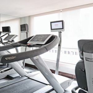 Naumi Hotel Singapore Singapore Honeymoon Packages Gym
