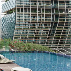 Naumi Hotel Singapore Singapore Honeymoon Packages Outdoor Pool At The Hotel