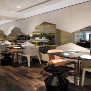 Naumi Hotel Singapore Singapore Honeymoon Packages Table Restaurant & Bar