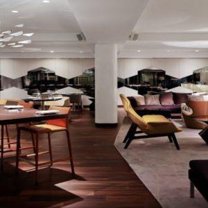 Naumi Hotel Singapore Singapore Honeymoon Packages Table Restaurant & Bar2