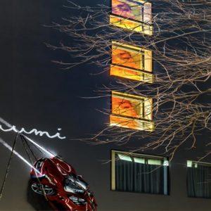 Naumi Hotel Singapore Singapore Honeymoon Packages Four Storey Eye Catching Street Art