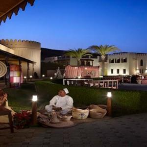 Oman Honeymoon Packages Al Waha At Shangri La Barr Al Jissah Resort And Spa Heritage Village