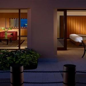 Oman Honeymoon Packages Al Waha At Shangri La Barr Al Jissah Resort And Spa One Bedroom Suite