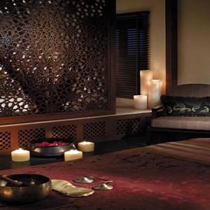 Oman Honeymoon Packages Al Waha At Shangri La Barr Al Jissah Resort And Spa Spa Private Treatment Villa