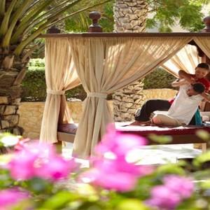 Oman Honeymoon Packages Al Waha At Shangri La Barr Al Jissah Resort And Spa Spa Thai Massage