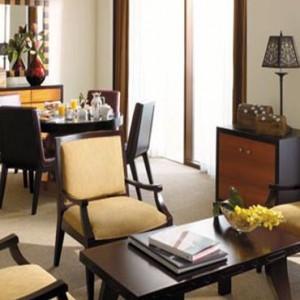 Oman Honeymoon Packages Al Waha At Shangri La Barr Al Jissah Resort And Spa Speciality Suite