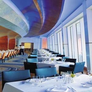 Oman Honeymoon Packages Al Waha At Shangri La Barr Al Jissah Resort And Spa Sultanah Restaurant