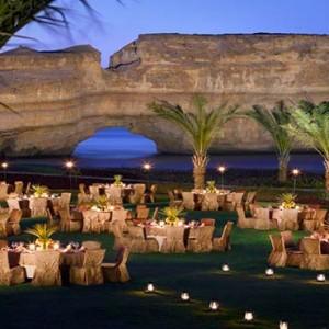 Oman Honeymoon Packages Al Waha At Shangri La Barr Al Jissah Resort And Spa Turtle Beach Function Setup