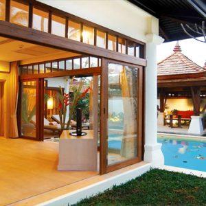 Thailand Honeymoon Packages Melati Beach Resort & Spa Pool Villa Suite1