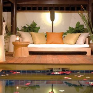 Thailand Honeymoon Packages Melati Beach Resort & Spa Pool Villa3