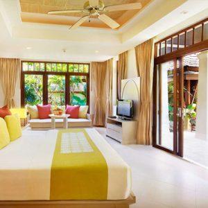 Thailand Honeymoon Packages Melati Beach Resort & Spa Private Garden Pool