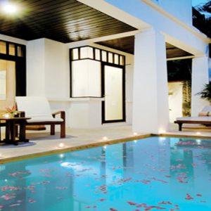 Thailand Honeymoon Packages Melati Beach Resort & Spa Private Garden Pool 3