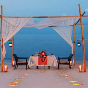 Thailand Honeymoon Packages Melati Beach Resort & Spa Romantic Dining