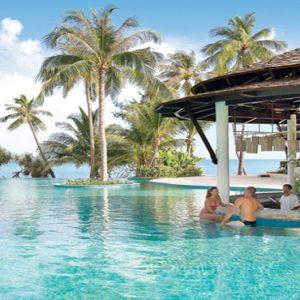 Thailand Honeymoon Packages Melati Beach Resort & Spa The Sea View Bar