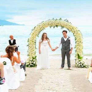 Thailand Honeymoon Packages Melati Beach Resort & Spa Wedding