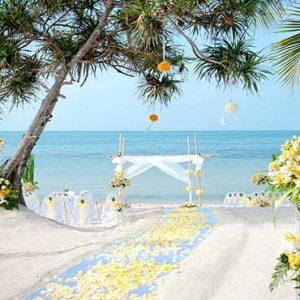 Thailand Honeymoon Packages Melati Beach Resort & Spa Wedding1
