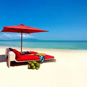 Thailand Honeymoon Packages Melati Beach Resort & Spa Beach