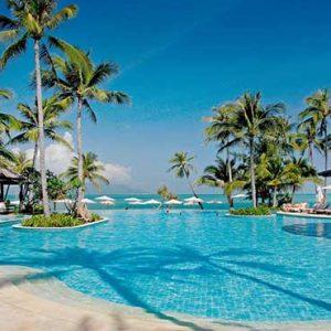 Thailand Honeymoon Packages Melati Beach Resort & Spa Pool
