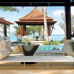 Thailand Honeymoon Packages Melati Beach Resort & Spa Sun Loungers