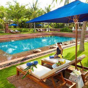 Thailand Honeymoon Packages Melati Beach Resort & Spa Villa Pool