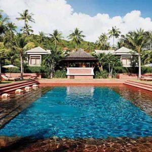 Thailand Honeymoon Packages Melati Beach Resort & Spa Villa Pool1