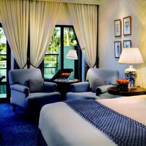 Oman Honeymoon Packages Al Bustan A Ritz Carlton Hotel Al Bustan Lagoon Room