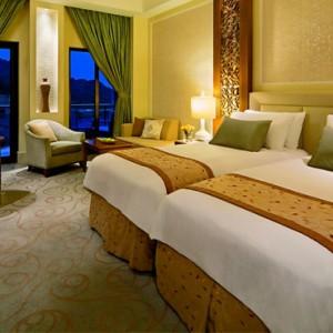 Oman Honeymoon Packages Al Bustan A Ritz Carlton Hotel Deluxe Mountainview Room