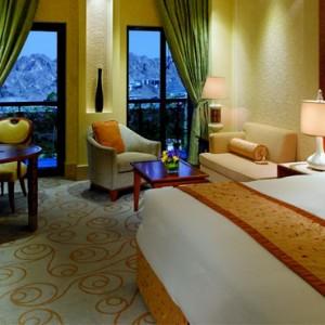 Oman Honeymoon Packages Al Bustan A Ritz Carlton Hotel Deluxe Sea View Room