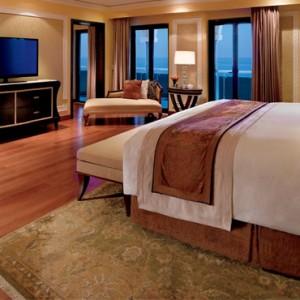 Oman Honeymoon Packages Al Bustan A Ritz Carlton Hotel Presidential Mountain View Suite