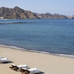 Oman Honeymoon Packages Al Bustan A Ritz Carlton Hotel Beach